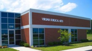 Outside view of our facility in Virginia Beach, VA