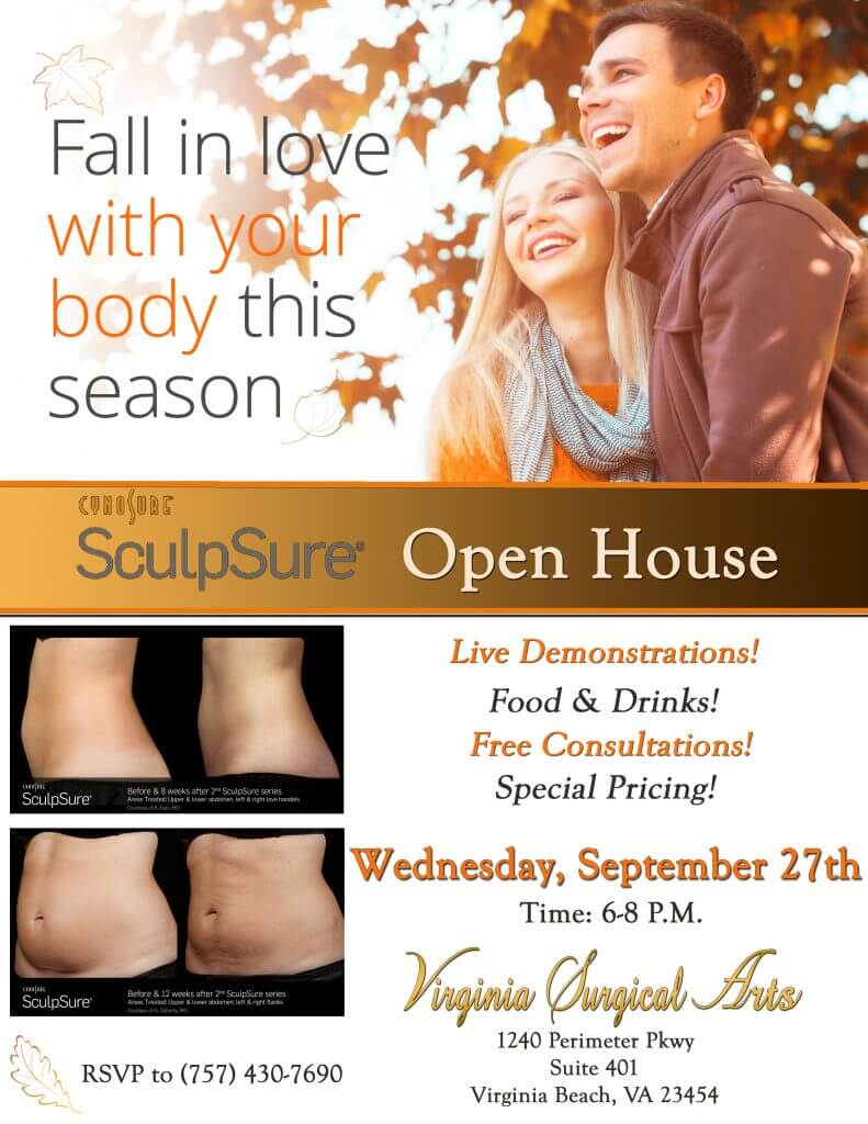 Fall SculpSure Event