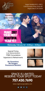 Events in Virginia Beach, VA | Virginia Surgical Arts